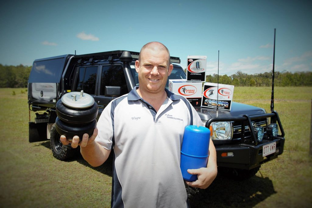 Wayne Coutts A Grade Vehicle Accessories